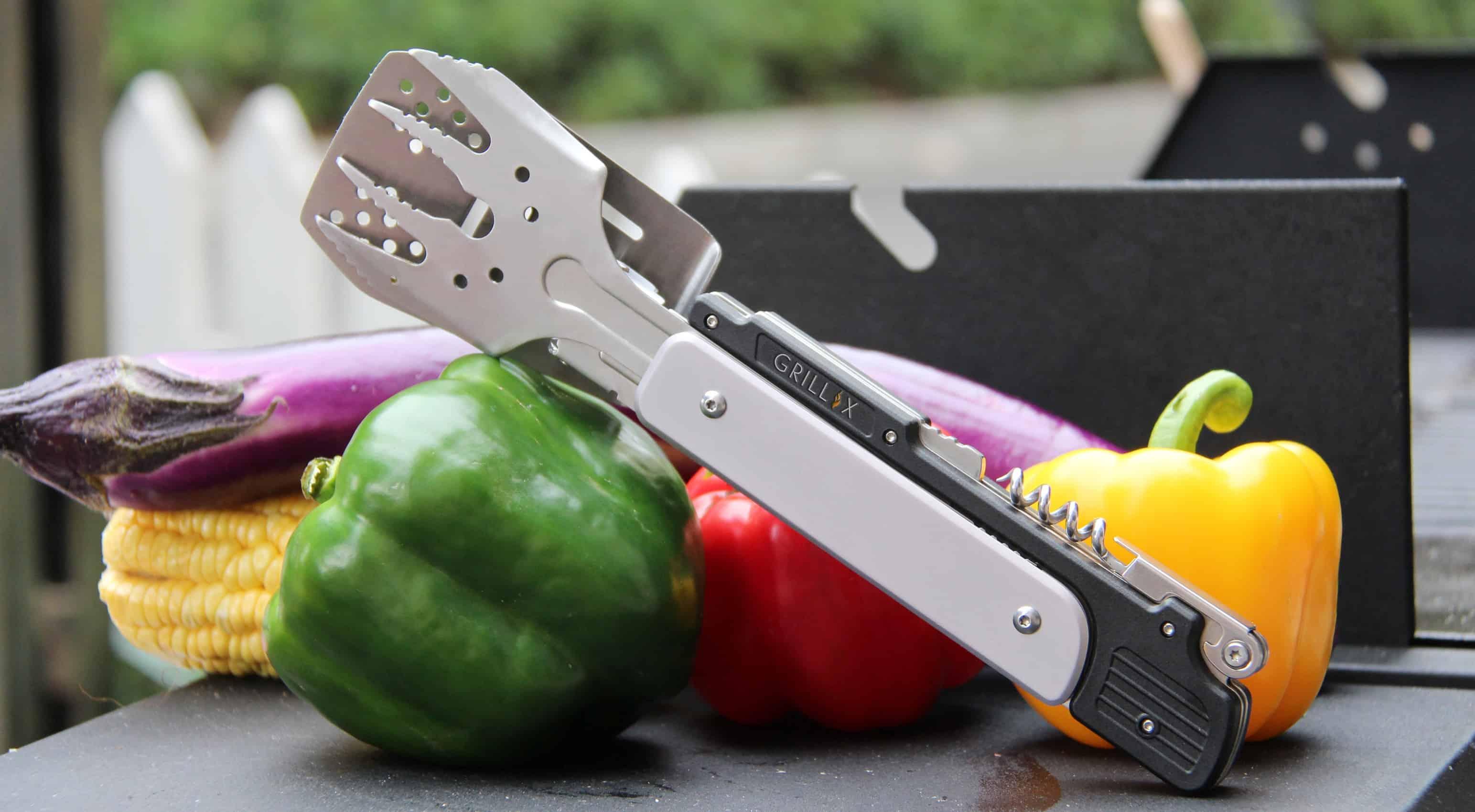 Grillix Multi Grill & BBQ tool