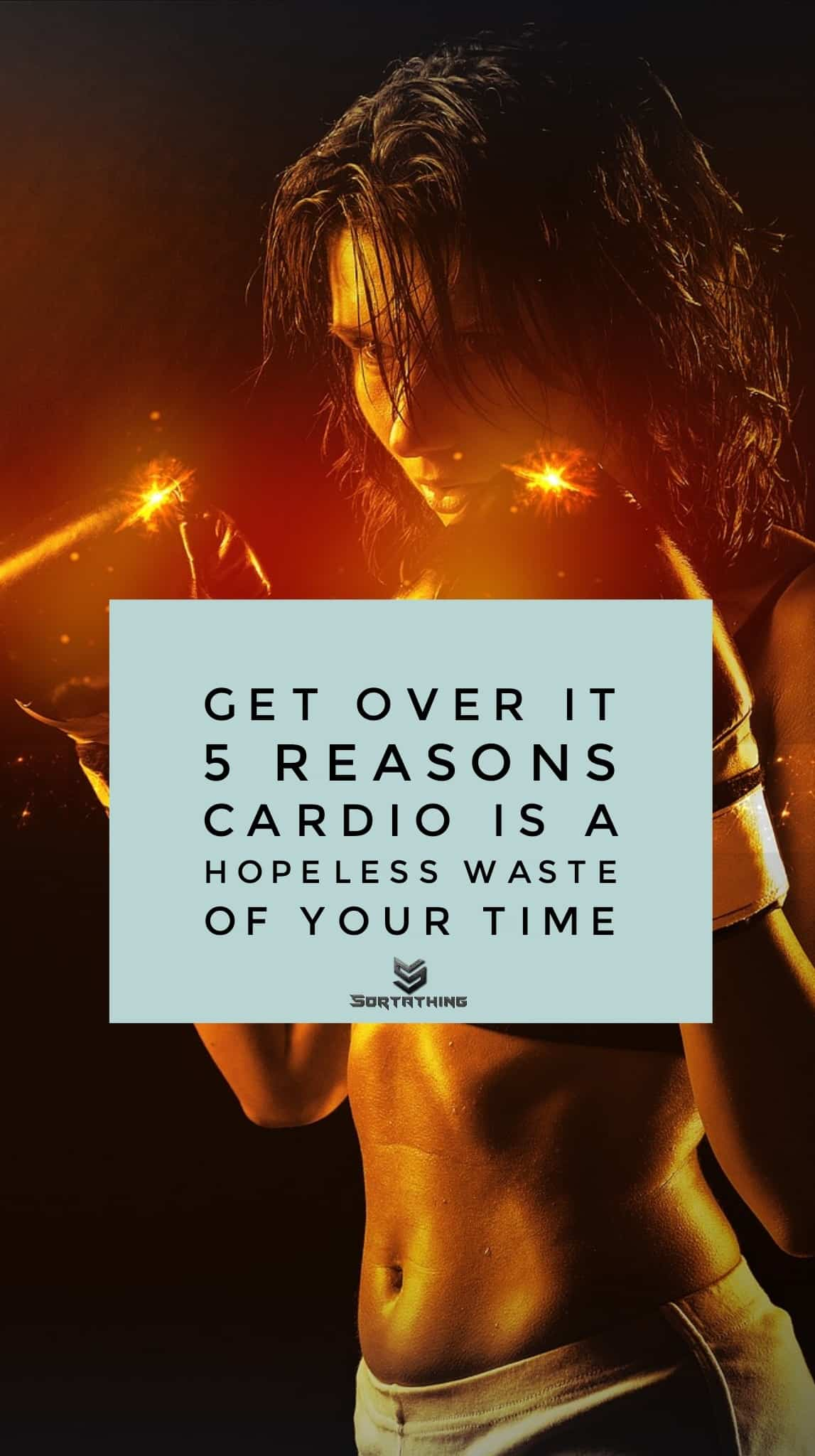 Intensity - Cardio Waste of Time