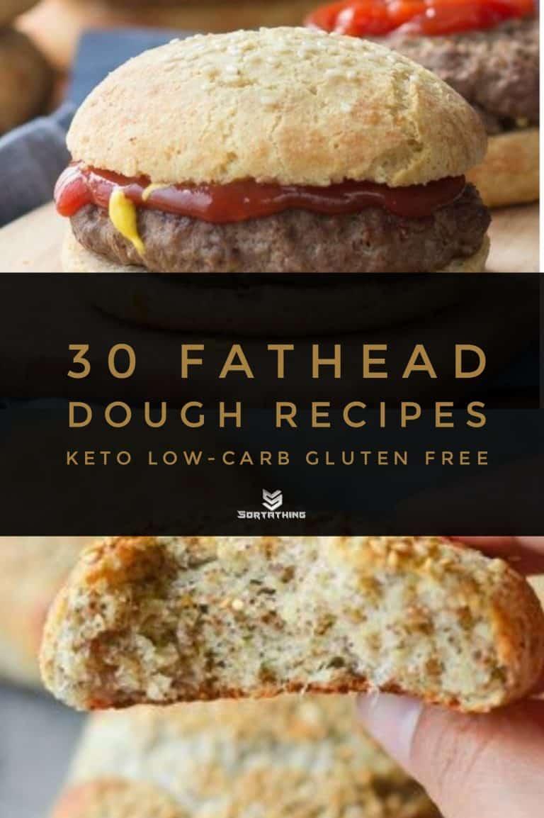 Fathead Burger Buns & Best Dinner Rolls