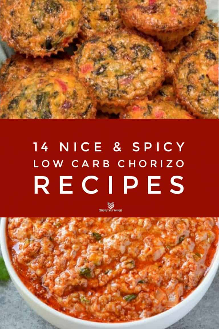 Keto/Low Carb Chorizo & Pepper Egg Muffin Cups & Keto Cheesy Chorizo Dip