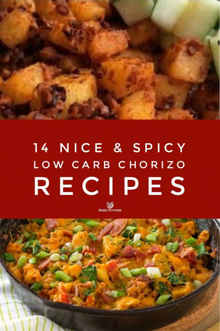 Chorizo Y Papas & Low Carb Chorizo Breakfast Skillet