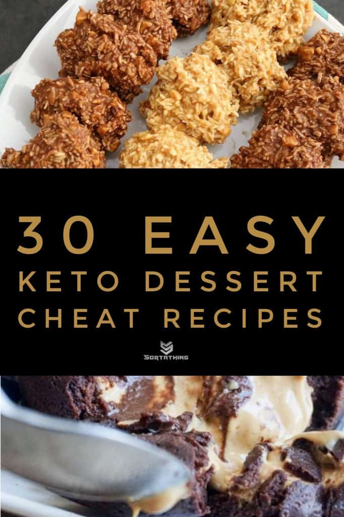 Keto No-Bake Cookies