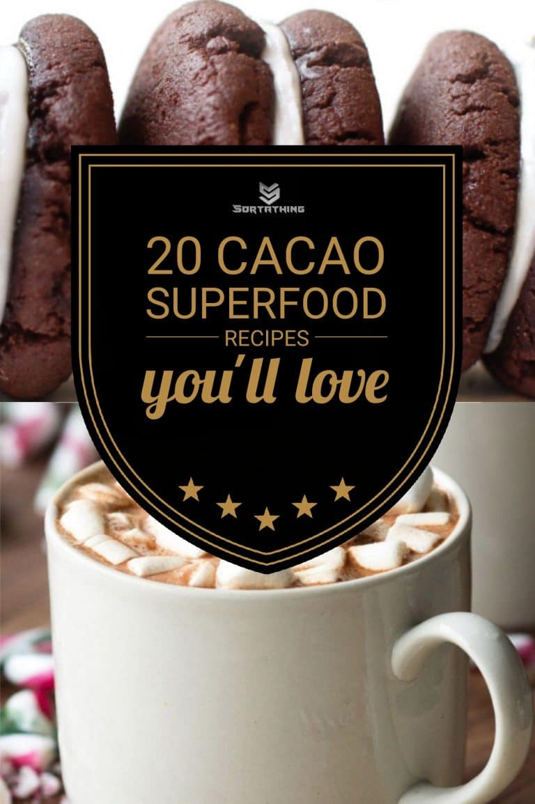 Vegan Gluten-Free Oreos & Superfood Boost Mint Hot Cacao