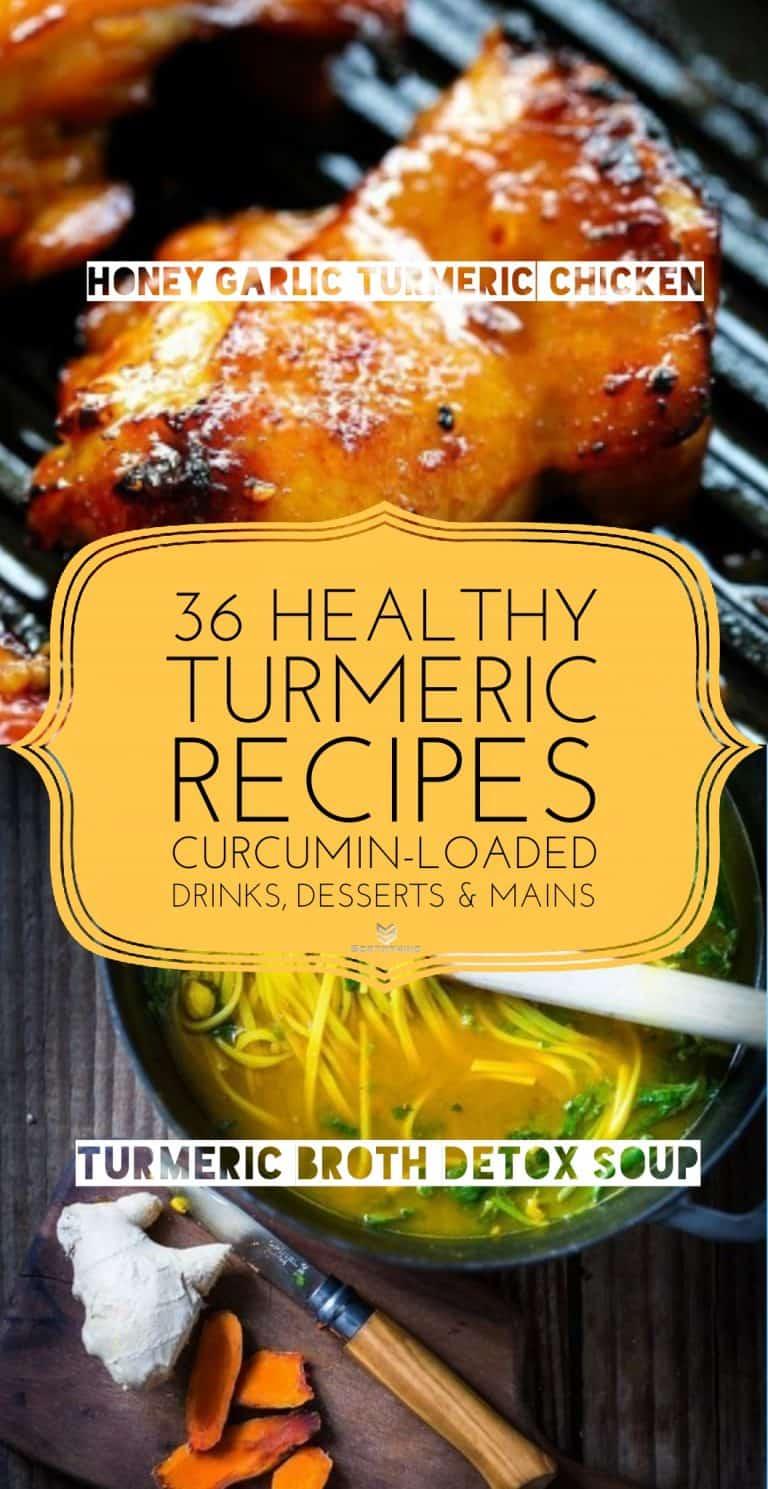 Turmeric chicken recipes