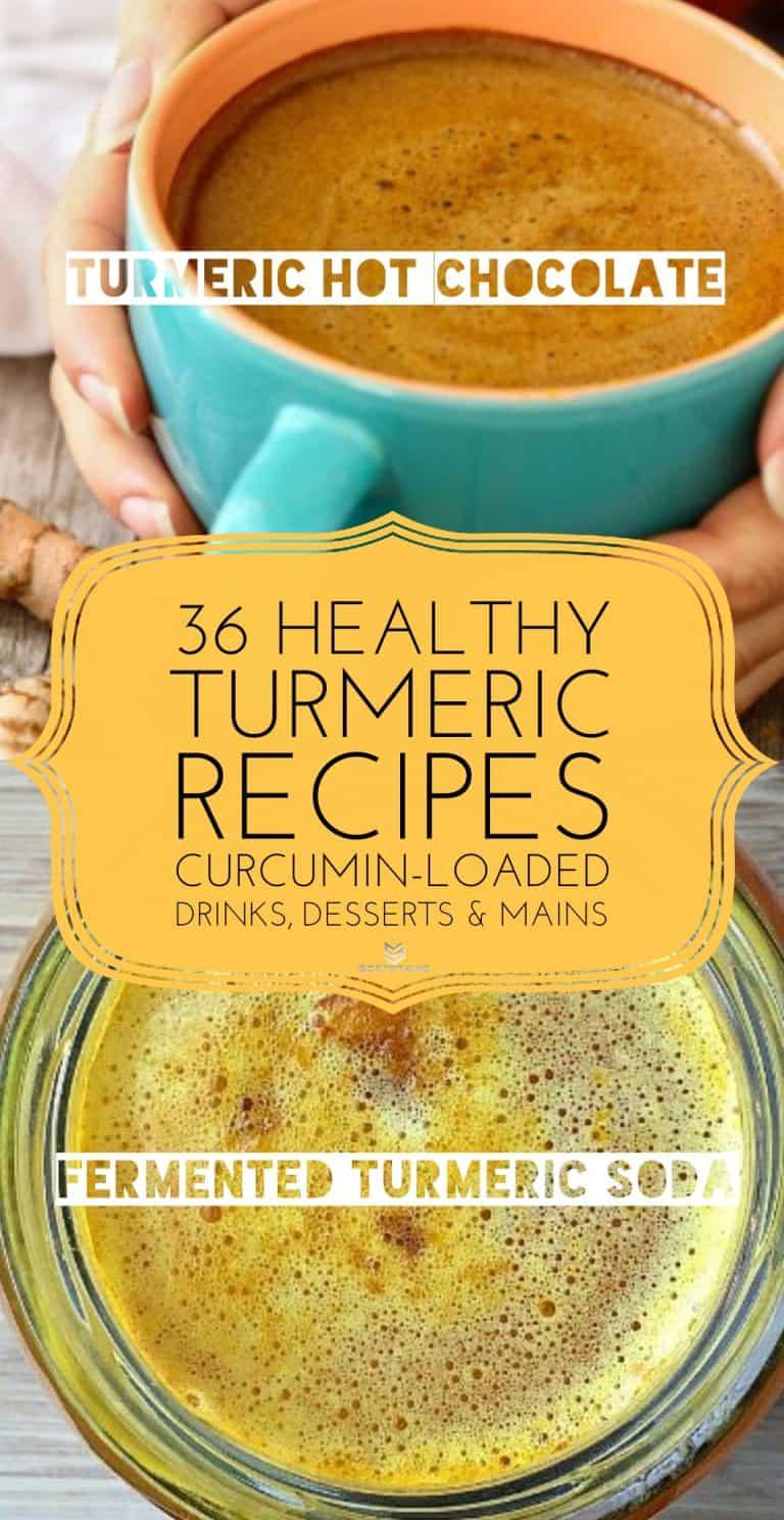 Turmeric Hot Chocolate Recipe
