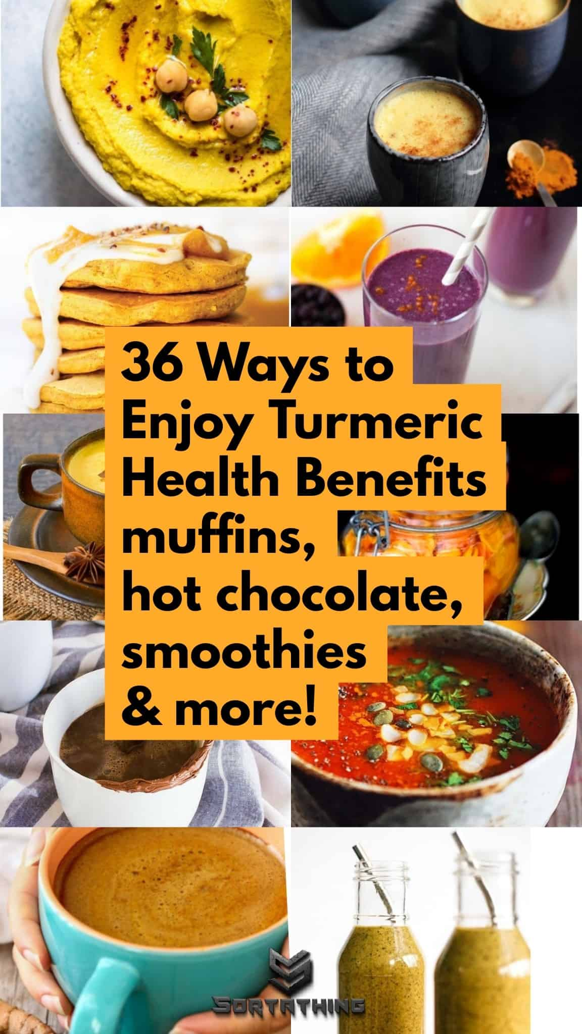 Turmeric Recipes - 36 Ways to Enjoy Turmeric Benefits