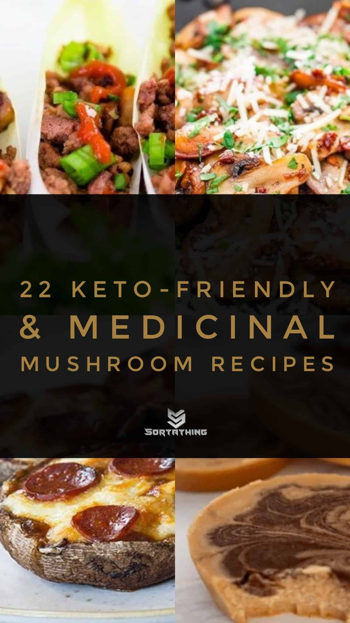 22 Keto Mushroom Recipes