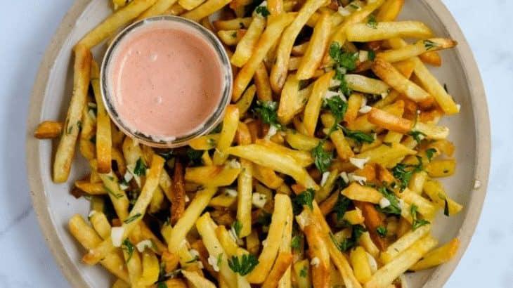 Vegan Air Fryer Recipes Feature Image