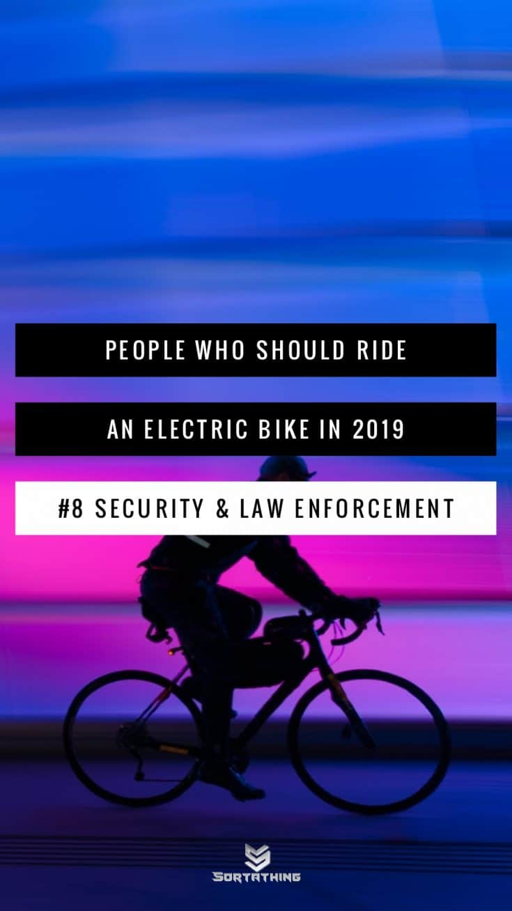 Ebikes security