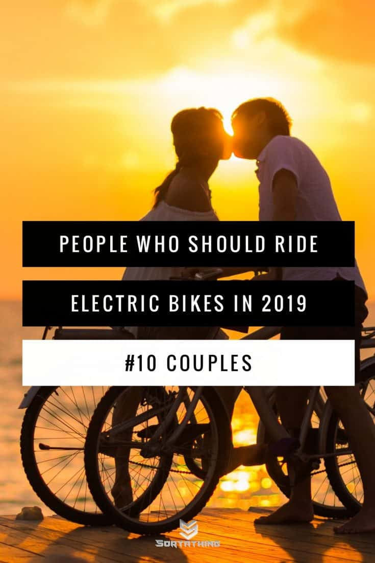 electric bikes for couples