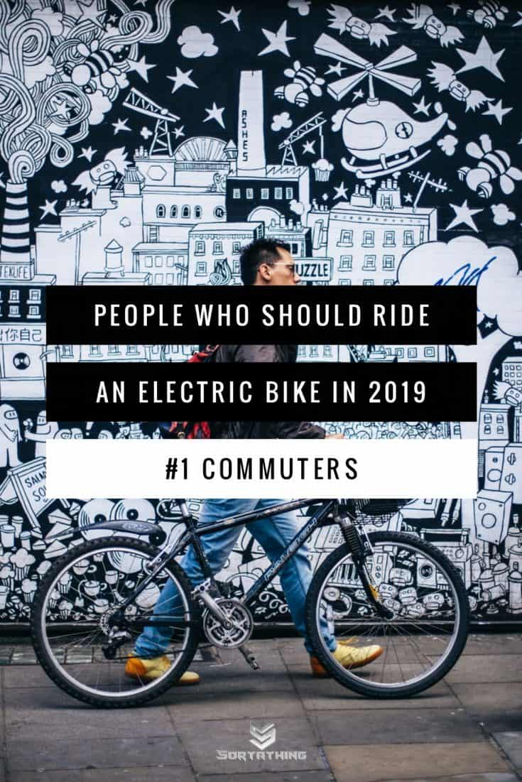 electric bikes for commuters