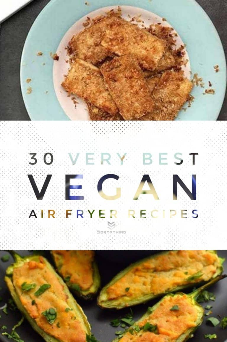 30 Very Best Vegan Air Fryer Recipes for 2020 8 - Sortathing Food & Health