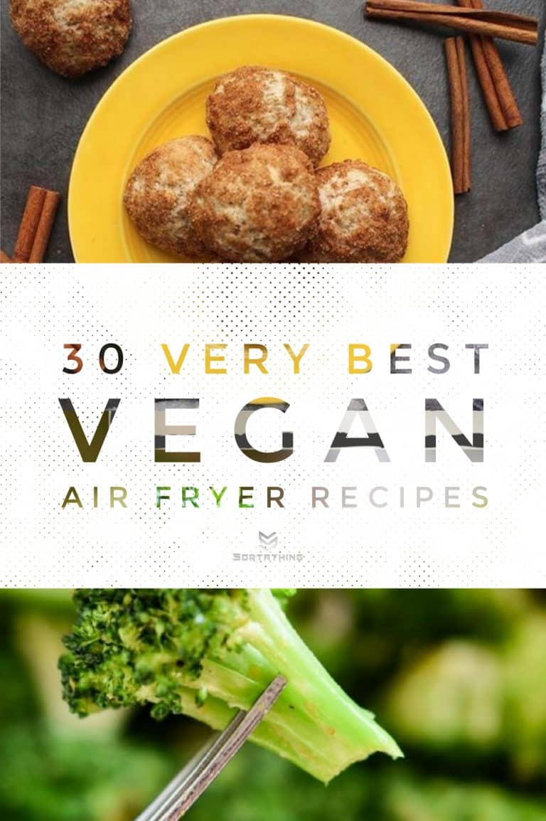 30 Very Best Vegan Air Fryer Recipes for 2020 5 - Sortathing Food & Health