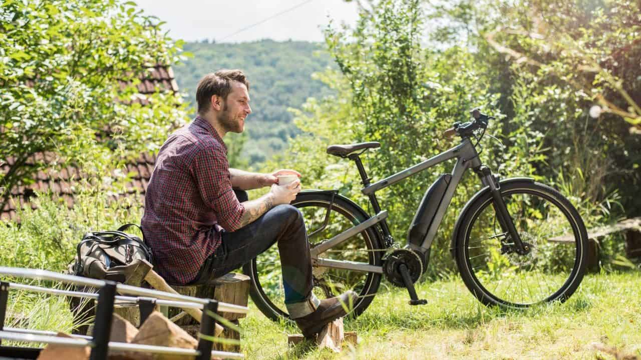 Who rides electric bikes?