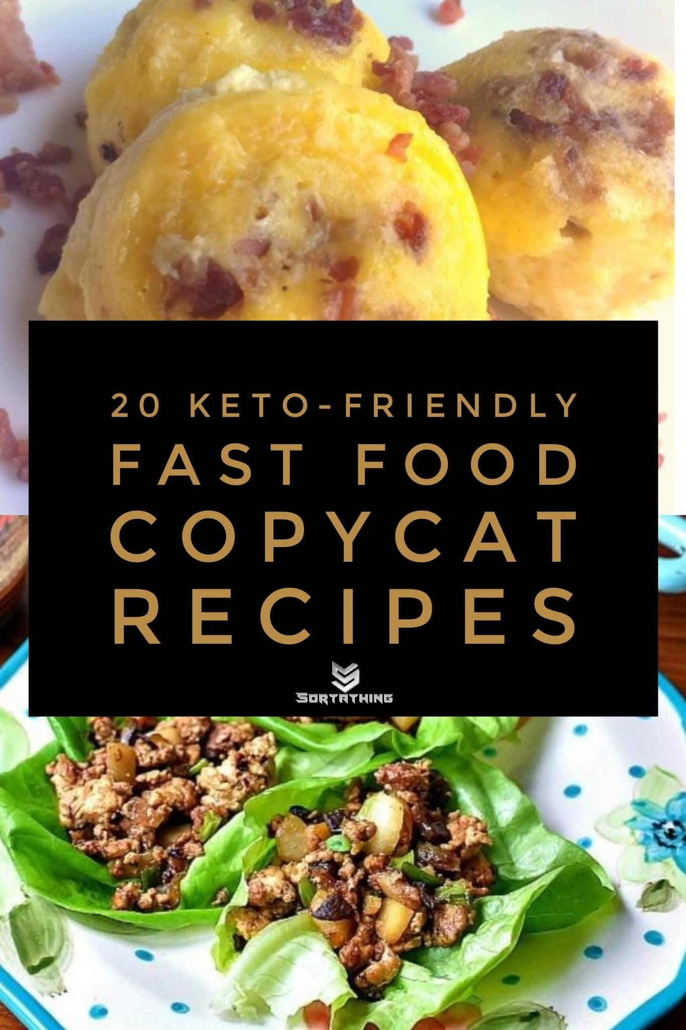 Keto Copycat Sous Vide Egg Bites & P.F. Chang's Lettuce Wraps