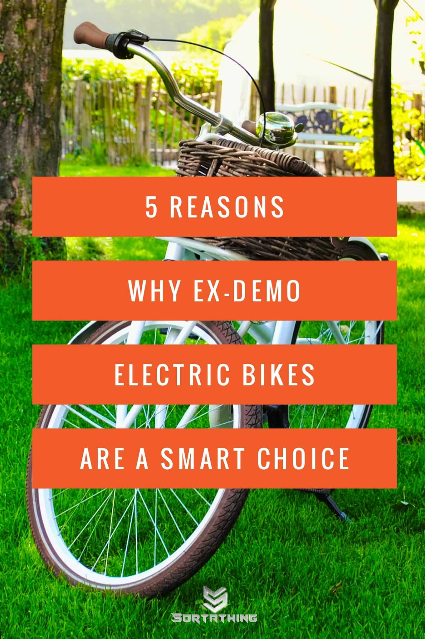 Ex Demo Electric Bikes