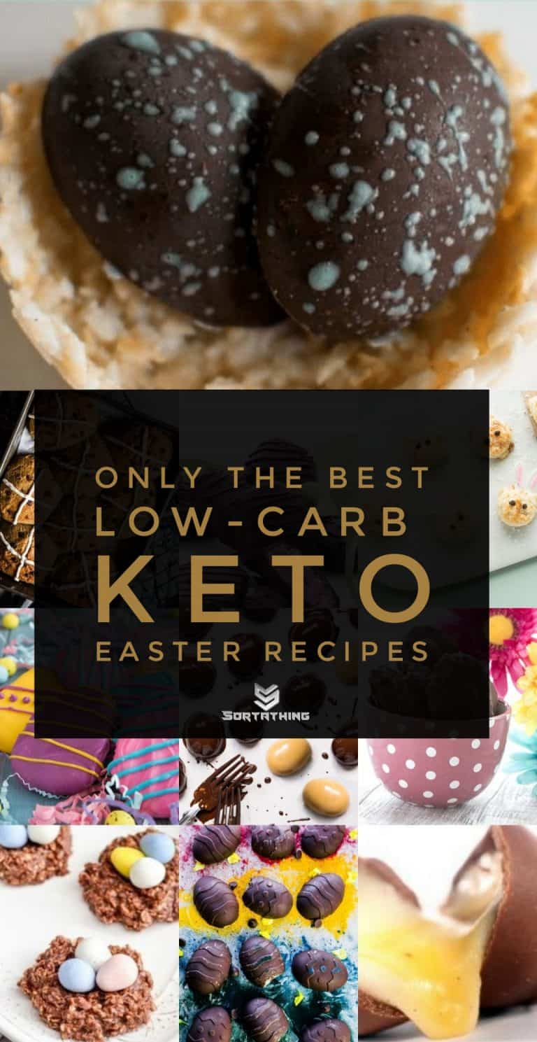 Best Keto Easter Recipes