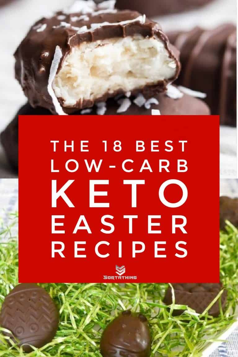 Paleo & Vegan Coconut Cream Eggs & Low Carb Pecan Easter Treats
