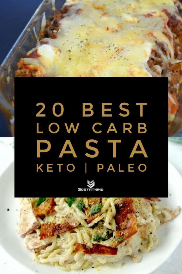 Best Lasagna & Vegan Keto Carbonara