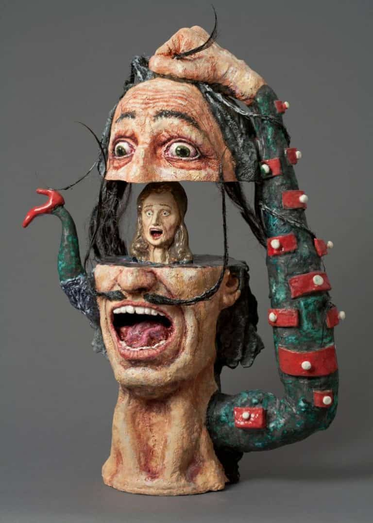 10 Bizarre & Shocking Works of Bad Art you can buy online 9 - Sortathing Food & Health