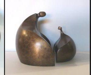 """RONDELLE (large)"" - Original Artwork by Robert Holmes"