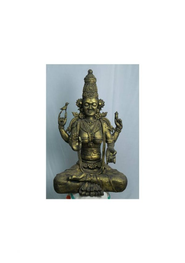 """Saraswathy Devi"" - Original Artwork by John Joseph"