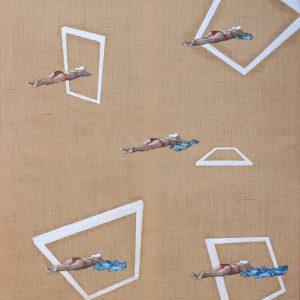 """""""5th dimension"""" - Original Artwork by Sofia Bracamontes"""