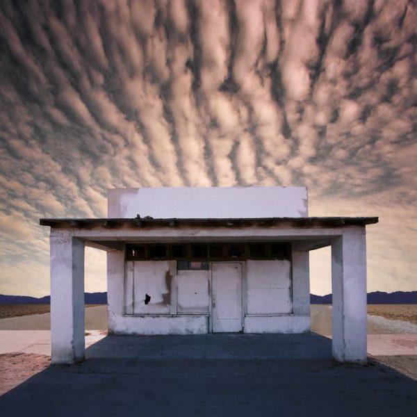 """Abandoned Store, Thermal CA - Edition 4 of 9"" - Original Artwork by Ed Freeman"
