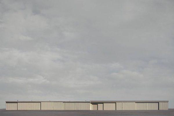 """""""Airport, Anza Borrego CA - Edition 5 of 9 *Sold"""" - Original Artwork by Ed Freeman"""