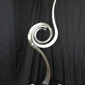 """Balancing Spiral"" - Original Artwork by daniel haynie"