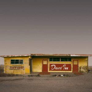 """Desert Inn, Beatty NV - Edition 4 of 9"" - Open Edition Print by Ed Freeman"