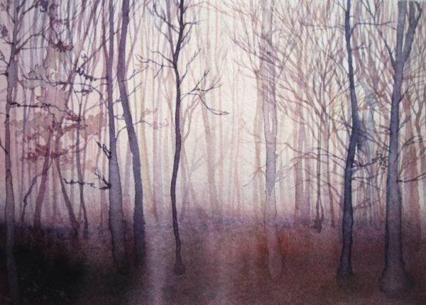"""Dissolve"" - Open Edition Print by Lara Cobden"