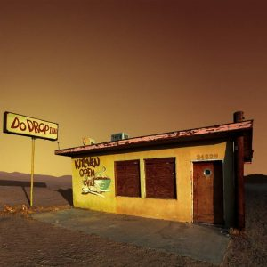 """Do Drop Inn, Lenwood CA - Edition 4 of 9"" - Original Artwork by Ed Freeman"