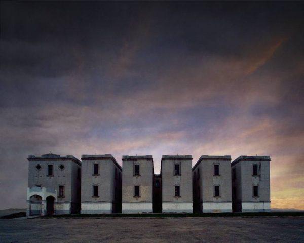 """Havana Apartments, 4 of 9"" - Open Edition Print by Ed Freeman"