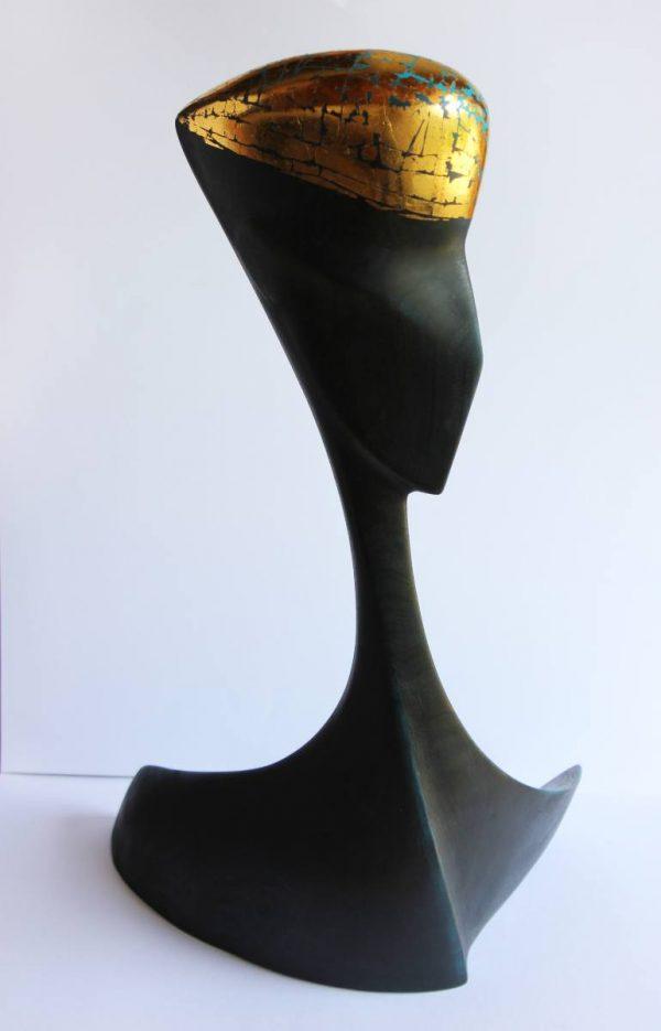 """Head"" - Original Artwork by Roberto Yonkov"