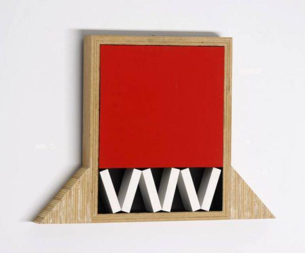 """""""INTERACTIVE MOBILE 0099, position A"""" - Original Artwork by Manuel Izquierdo"""