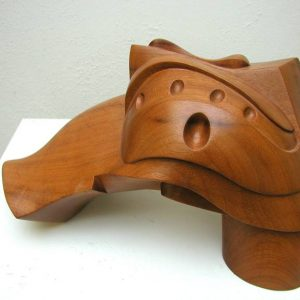"""Melting gun"" - Original Artwork by Frans Muhren"