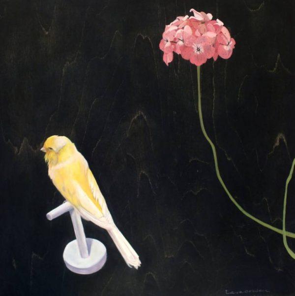 """Perch"" - Open Edition Print by Lara Cobden"