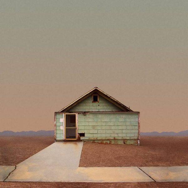 """Plain House, Trona, CA-Edition 5 of 9"" - Original Artwork by Ed Freeman"
