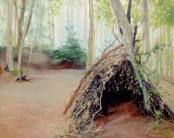 """Shelter"" - Open Edition Print by Lara Cobden"