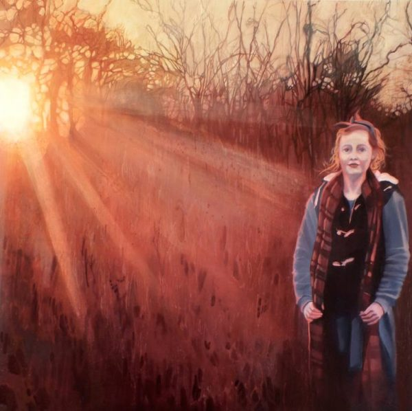 """""""Solstice Sunset"""" - Open Edition Print by Lara Cobden"""