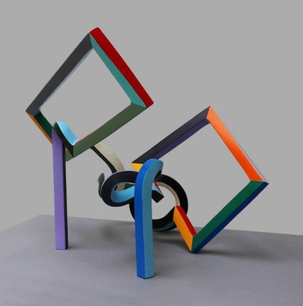 """Streamer 59"" - Original Artwork by Frans Muhren"