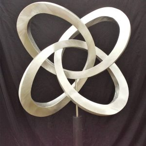 """Torus Knot"" - Original Artwork by daniel haynie"