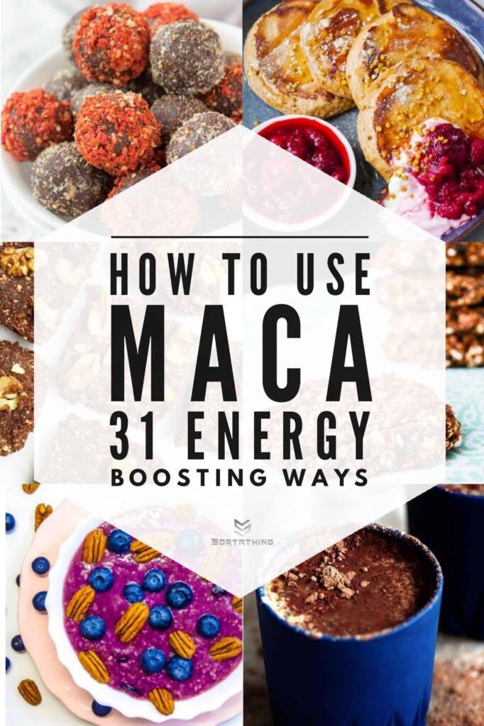 How To Use Maca Powder | 31 Powerful Maca Recipes - Sortathing