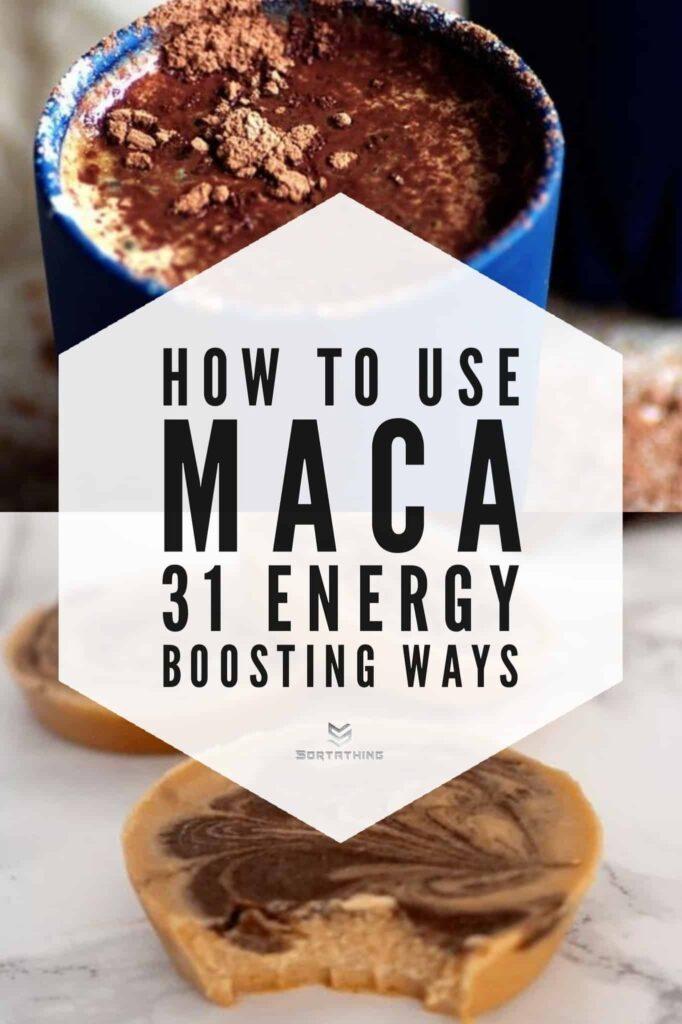 Happy Hormones Hot Chocolate & Vegan Keto Magic Mushroom Maca Fat Bombs