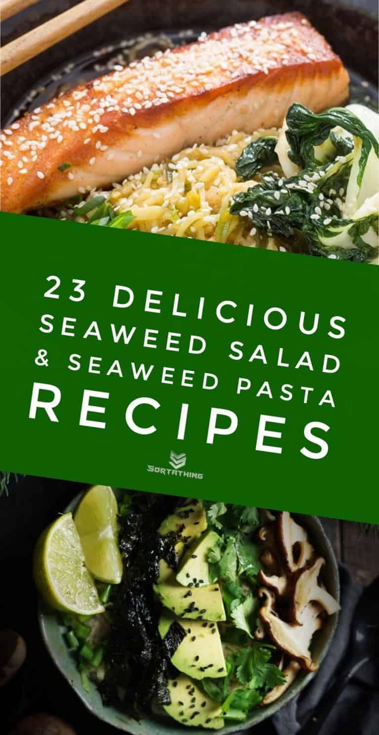 Pan-Roasted Salmon with Spicy Miso Broth & Wakame & Seaweed & Mushroom Congee