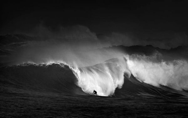 """North Shore Surfing 21 - Edition of 50"" - Original Artwork by Ed Freeman"