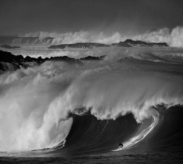 """North Shore Surfing 42 Edition of 50"" - Original Artwork by Ed Freeman"
