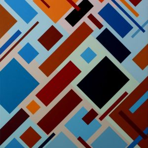 """Seeking"" - Open Edition Print by Sassoon Kosian"