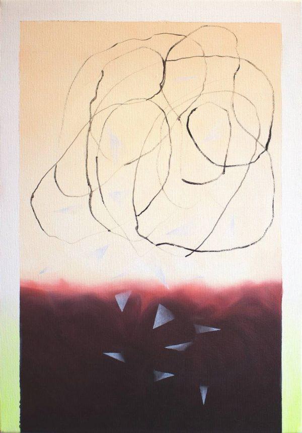 """Yellow corners"" - Open Edition Print by Sofia Bracamontes"